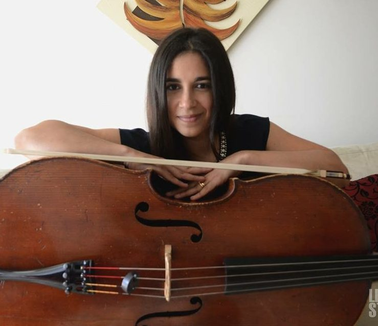 Romina Monsanto Cello, Violin, Viola